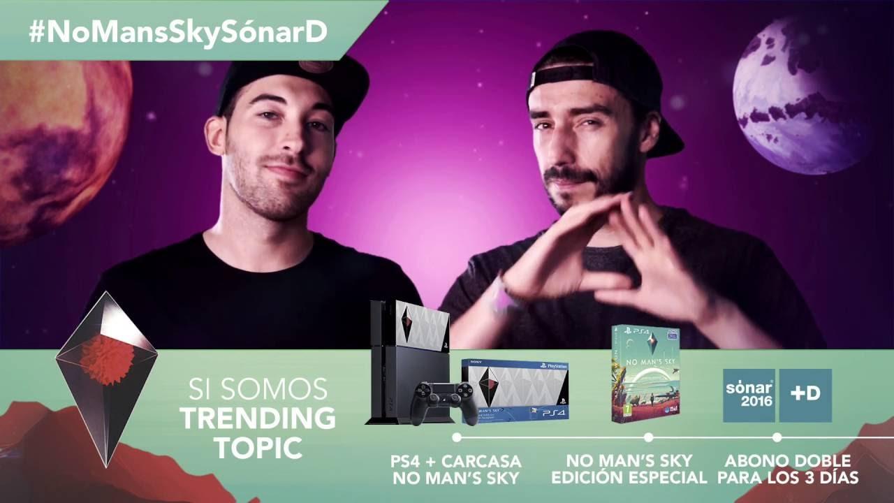 Esta tarde arranca el concurso #NoMansSkySonarD – ¡Los ganadores!