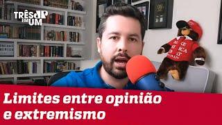 Paulo Figueiredo: Jornal faz reportagem sobre informação privilegiada por meio de inquérito sigiloso