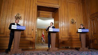 video: Coronavirus latest news: Watch live as Matt Hancock gives today's No 10 briefing