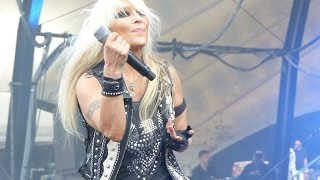 DORO - live at RockFels 2016 - Burning The Witches