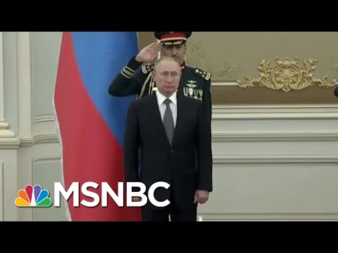 Saudi Military Band Could Use Some More Practice | All In | MSNBC