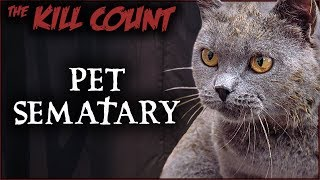 Pet Sematary (1989) KILL COUNT