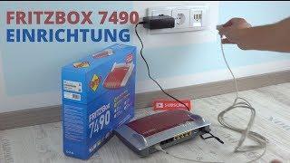 Fritz!Box: Benutzeroberfläche aufrufen - Ютуб видео