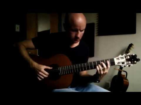 The Xx: Sunset | fingerstyle guitar