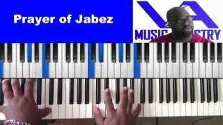 Prayer of Jabez by Donald Lawrence (Bless Me)