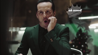 ● Jim Moriarty | Uk Accent [+403]