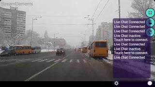 Урок Вождения Онлайн Мокрый Снег 3