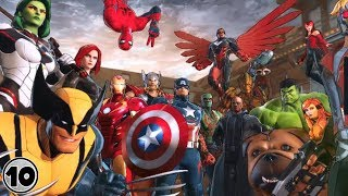 Marvel: Ultimate Alliance 3 - Nintendo Switch Exclusive