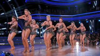 DANCING WITH THE STARS: TO MY SINGING OF SWEET DREAMS BABY/CRYING