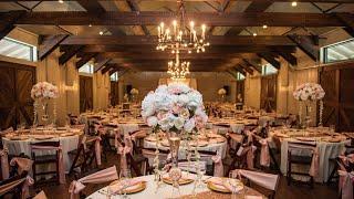GLAM DIY WEDDING FULL REVEAL| GLAM BACKDROP + SURPRISES