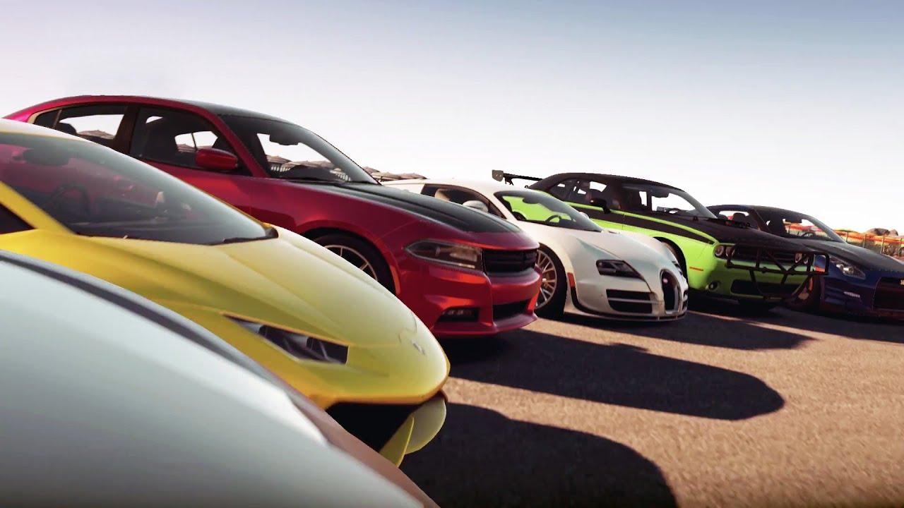FORZA HORIZON 2 – Fast & Furious Launch Trailer #VideoJuegos #Consolas