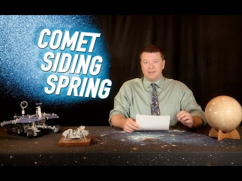 Introduction to Comet Siding Spring's Near Miss at Mars