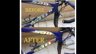 Road Bike Before And After