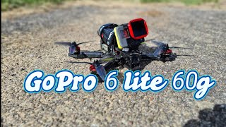 GoPro Hero 6 Lite 60g 4k APEX Impulserc Freestyle FPV