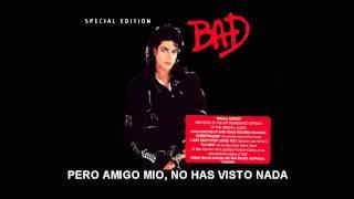 Michael Jackson Bad Subtitulada En Español