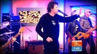 The Angels - 'No Secrets' Live on Sunrise (2010)