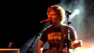Ed Sheeran A Genius