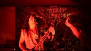LIGHT OF DARK (brutal death metal Mexico) - live