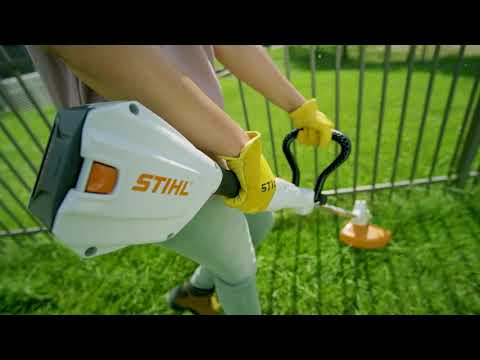Stihl FSA 56 in Philipsburg, Montana - Video 4