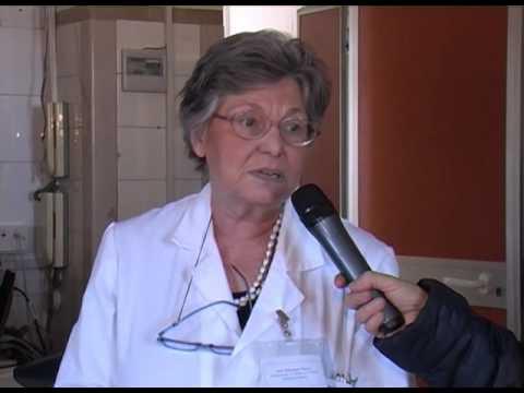 Ginnastica artrosi del ginocchio da Dzhamaldinova