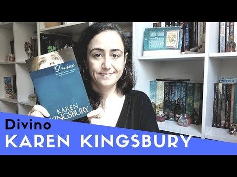 Divino de Karen Kingsbury | Thaisa Lima