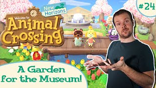 BOTANICAL GARDEN! - Animal Crossing: New Horizons