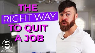 What To Say When Quitting A Job You Just Started