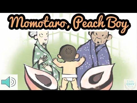 Download Peach Boy Momotaro English Animation Of Japanese Folktal