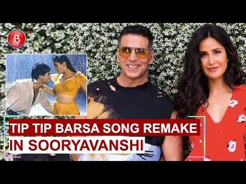'Sooryavanshi': Akshay Kumar-Katrina Kaif to feature in 'Tip Tip Barsa Paani's revamped track?