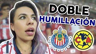 CHIVAS HUMILLADOS EN CASA • CLÁSICO NACIONAL