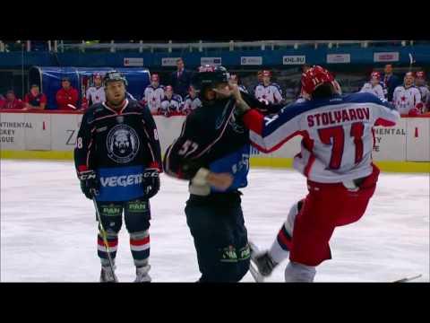 Goran Bezina vs. Gennady Stolyarov