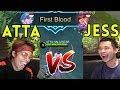 ATTA VS JESS NO LIMIT Menang 2X Sama TOP GLOBAL
