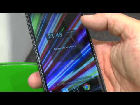 Archos Oxygen: Full HD Quad Core a 349€ e gamma smartphone Archos (IFA 2013)