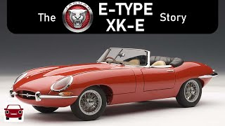 How did the Iconic Jaguar XK-E come to be?