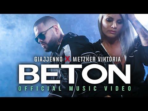 Giajjenno X Metzker ViktÓria Beton Official Music Video