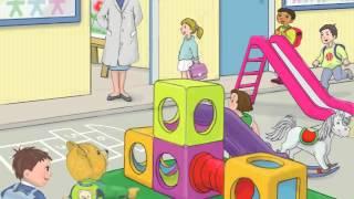 """سلسلة ألعب وأتعلم مع دبدوب حكاية """"مراد في المدرسة"""" -EDISOFT-"""