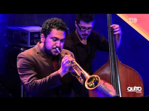 This is a video of my Sextet in the Jazz Festival in Quito, Ecuador