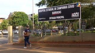 Coronavirus: 965 de noi decese în Brazilia