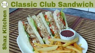 Street Style Club Sandwich Recipe Free Video Search Site Findclip
