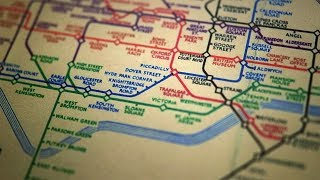 How the London Underground Map came to be