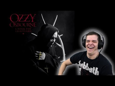 Swedish dude REACTS to OZZY OSBOURNE - UNDER THE GRAVEYARD (OFFICIAL AUDIO)