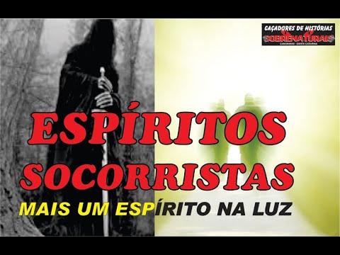 O ESPÍRITO ACEITOU AJUDA E OS SOCORRISTAS DA LUZ VIERAM AO LOCAL - EMOCIONANTE...