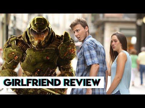 Should Your Boyfriend Watch You Play DOOM?