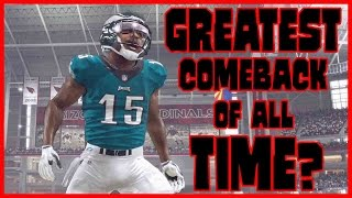 MOST EPIC COMEBACK OF ALL TIME?! - Madden 16 Ultimate Team | MUT 16 PS4 Gameplay
