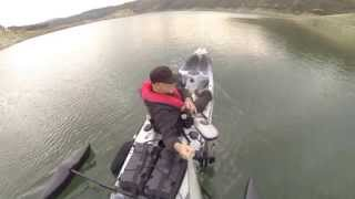 preview picture of video 'RTM K-LARGO with trolling motor,by Hans Roelofs'