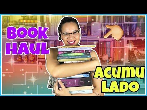 BOOK HAUL DE JULHO E AGOSTO I LITERAMIGAS