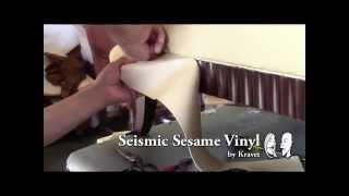 Fabric Review Seismic Vinyl Kravet