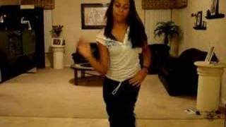 Yung Joc feat 3LW   Bout It  danced by Lauren4ever