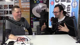 EPISODE 129 TALKING JAZZ with Mike Jeffers and guest Dani Rabin from Marbin