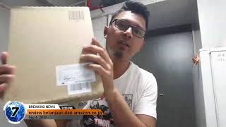 Unboxingbelanjaandariamazon.co.jpdompetrozzerman